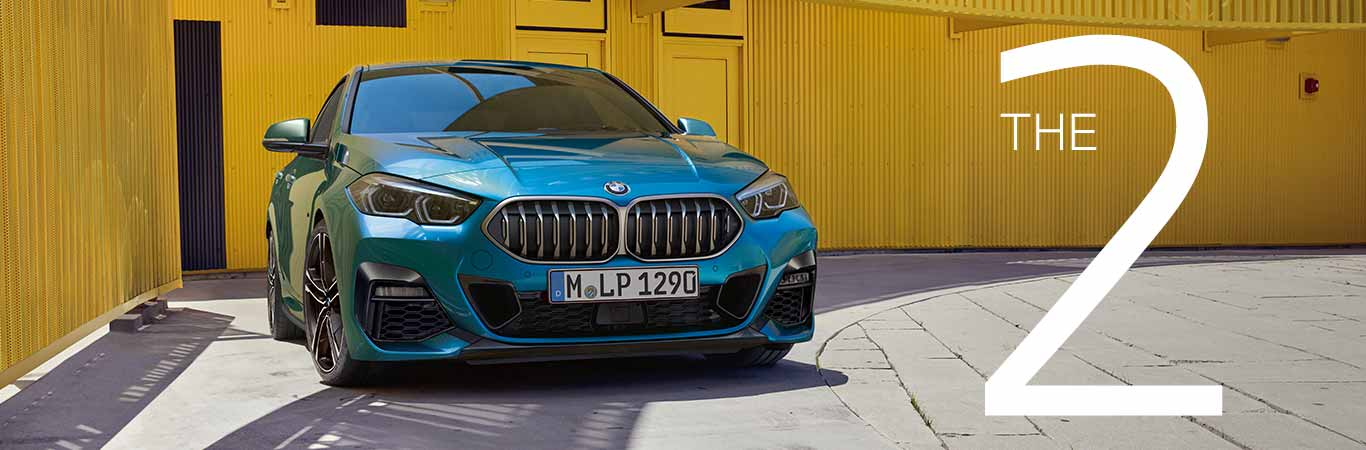 The BMW 2 Series Gran Coupe