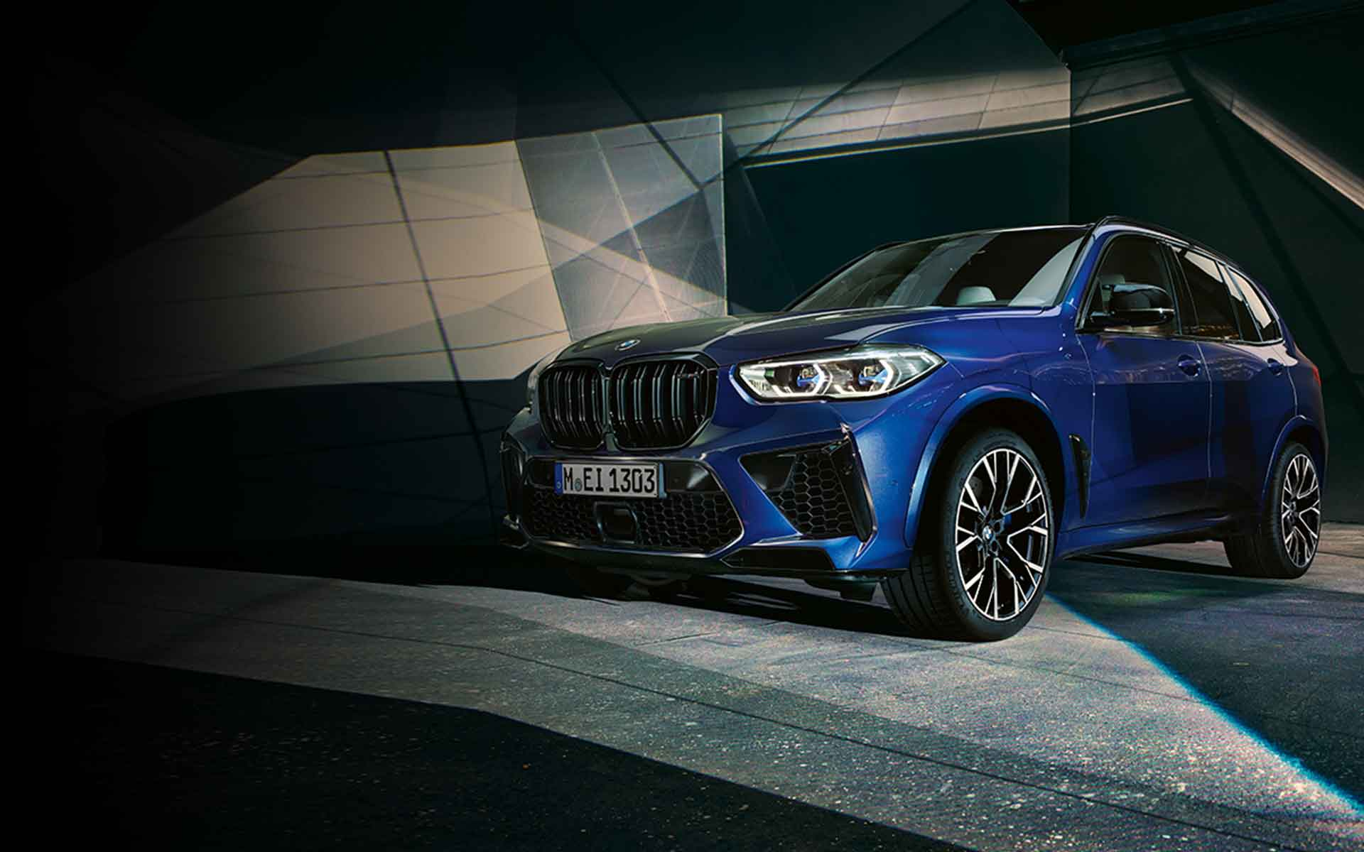 THE BMW X5 M Competition