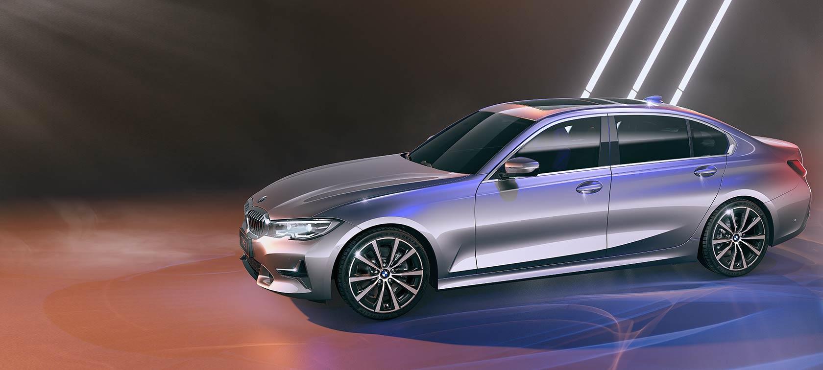 BMW 3 GRAN LIMOUSINE